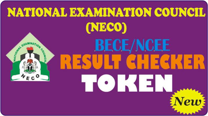 NECO BECE NCEE Scratch Card